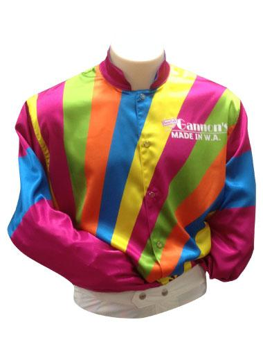 Gannon's Racing Colours