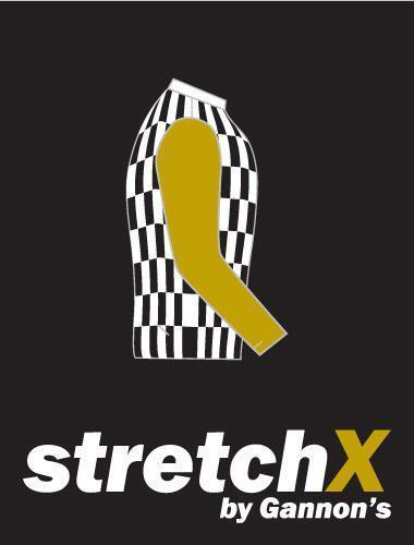 stretchX Racing Colours by Gannon's