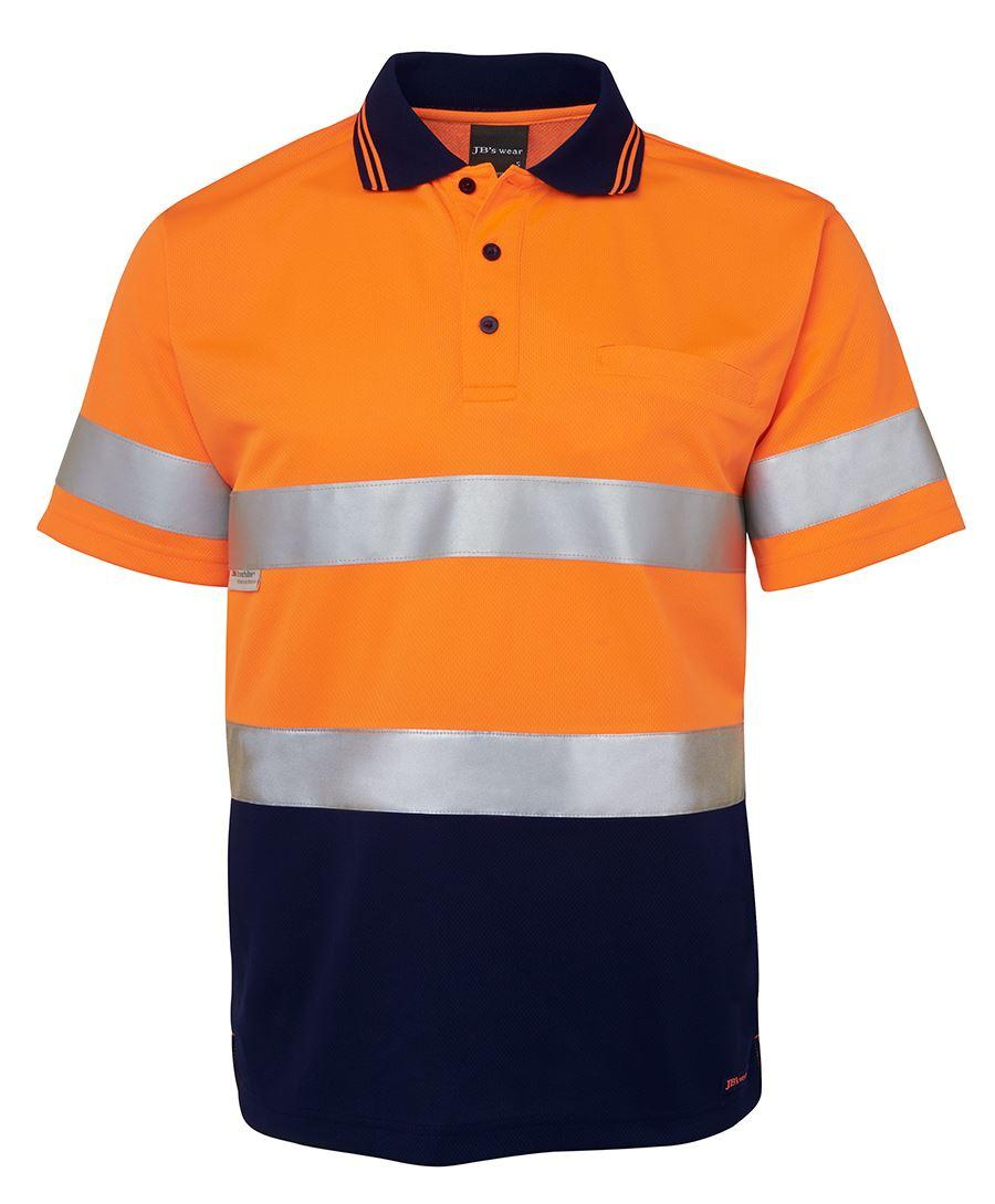 Hi-Vis Polo (S/S (D+N) Traditional Polo)