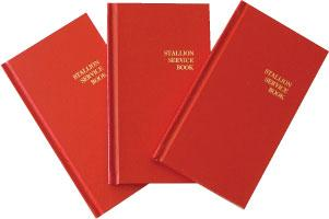 Red Stallion Service Book